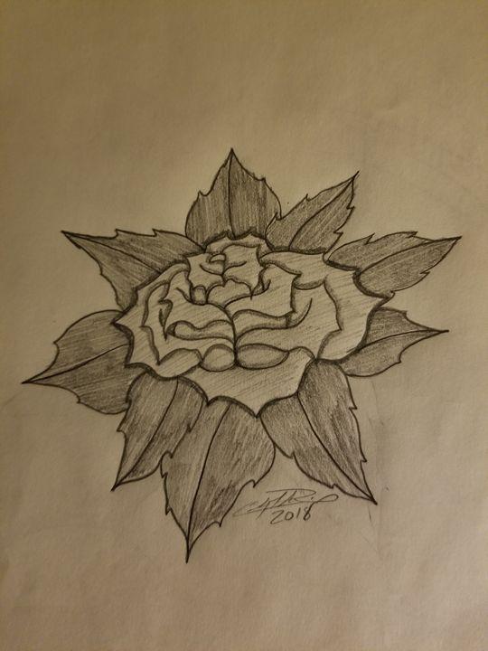 Rose1 - Perk's Work