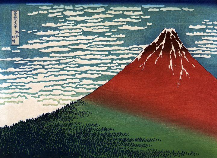 Gaifu Kaisei - Japanese Prints