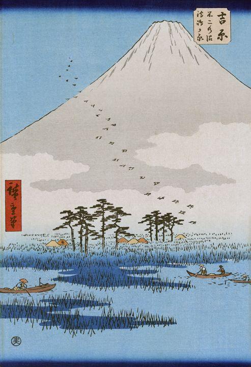 Yoshiwara - Japanese Prints