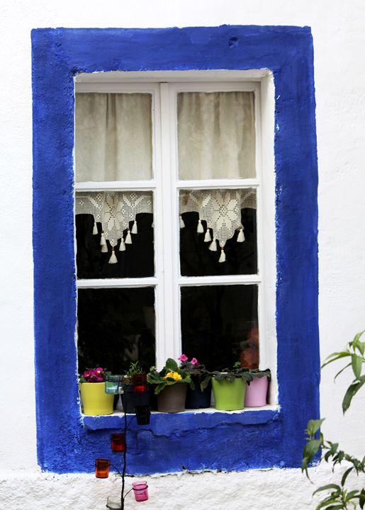 Blue Window - soulgame