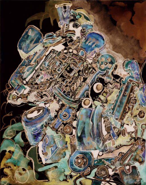 Junkyard X-Ray - WalkerStudio