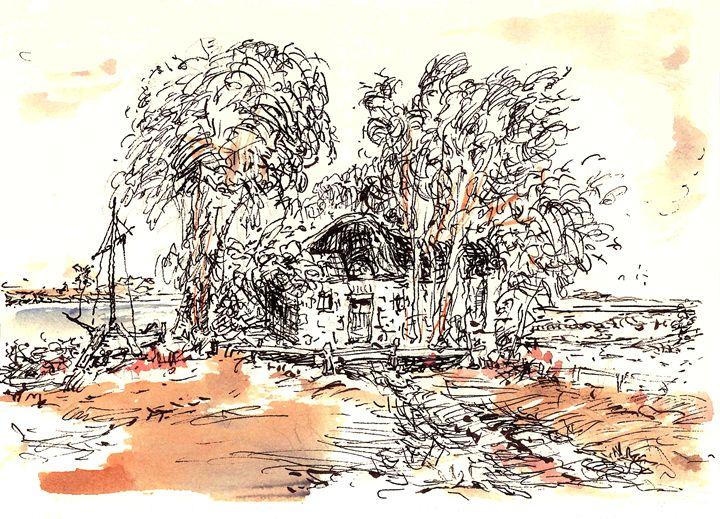 Breezy Cottage - WalkerStudio