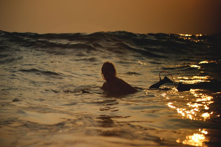 Sunset Surfer - PP Photography