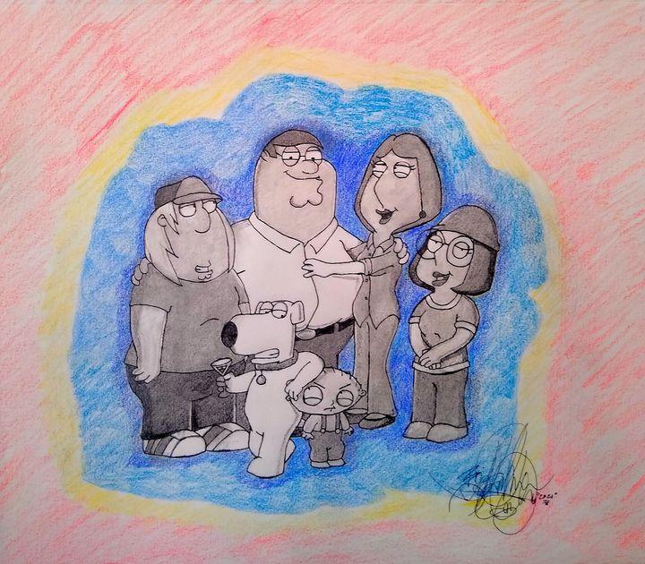 Family Guy - Dante