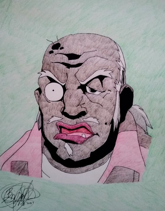 Uncle Ruckus - Dante