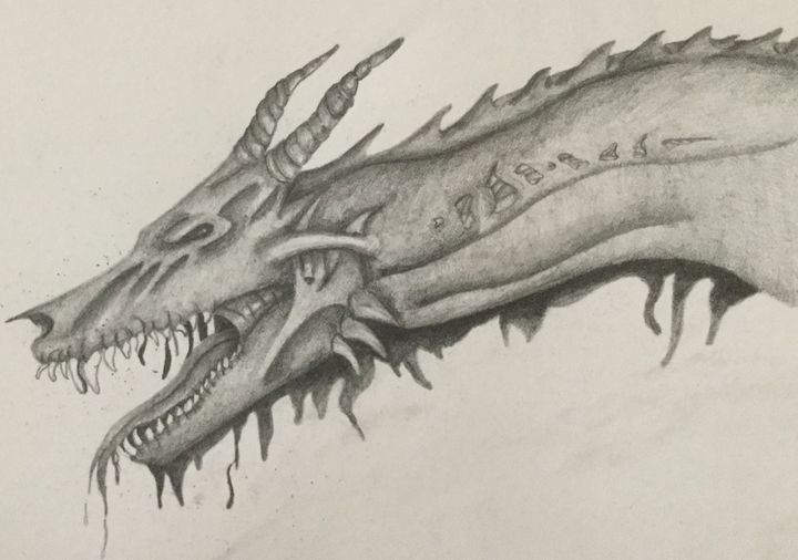 Zombie Dragon - Gallery I