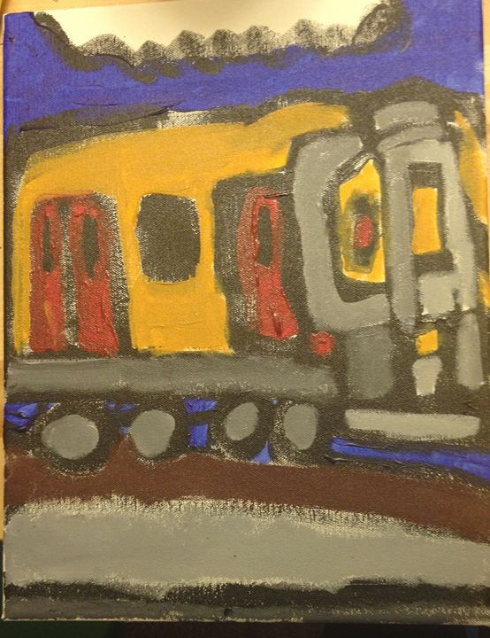 A Effervescent Train - A glimpse through autism