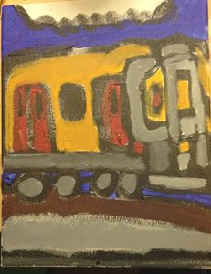 A Effervescent Train