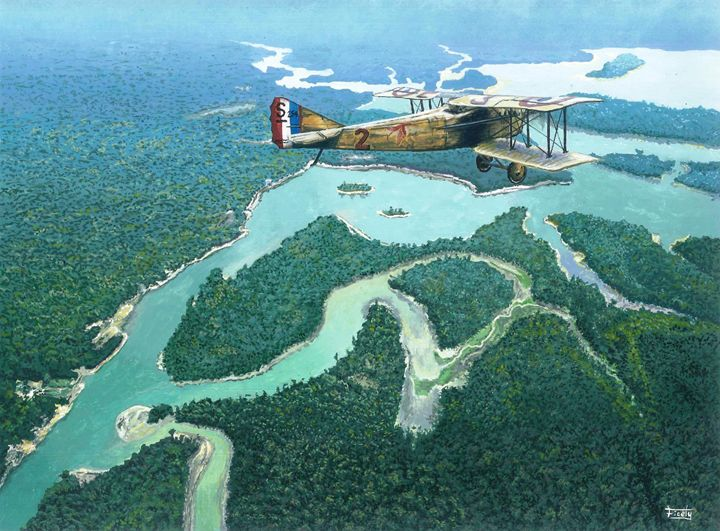Spadamazonia - Airpassion