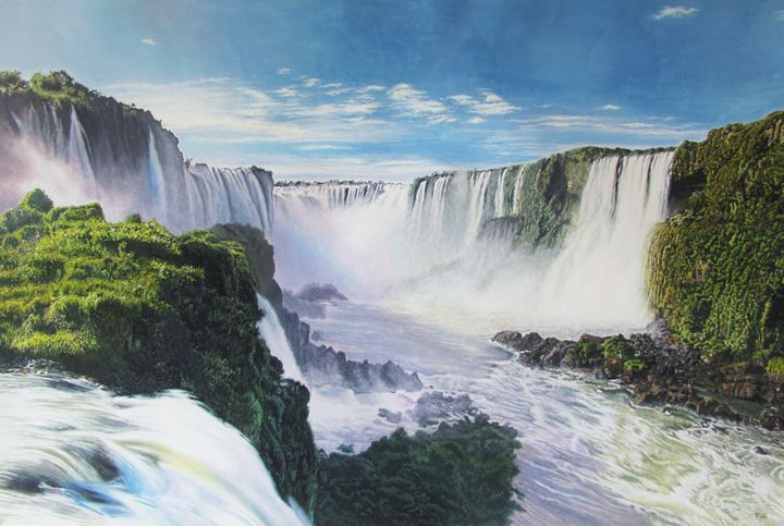 Iguazu waterfalls - Airpassion