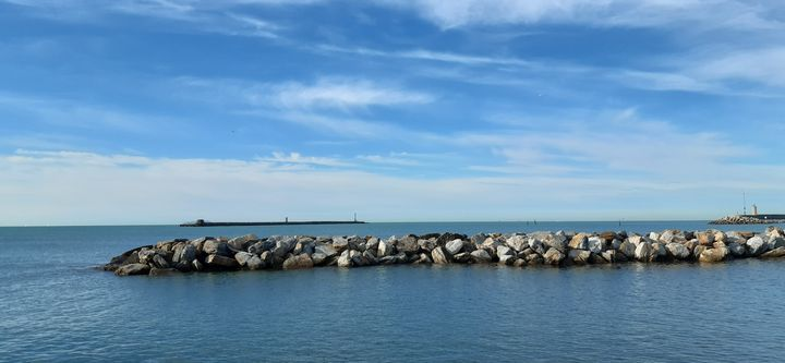 Livorno and its sea - Lauraartist68
