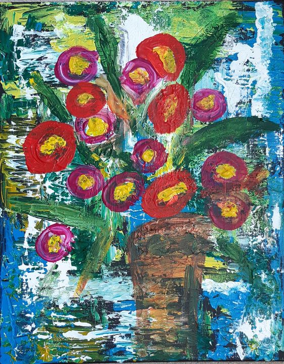 Flowers of Somerset - Lauraartist68