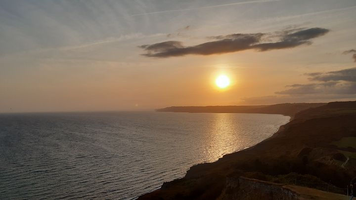 Golde Cap in Dorset - Lauraartist68