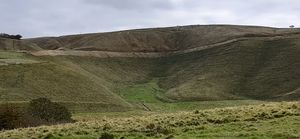 Wiltshire and its white horse