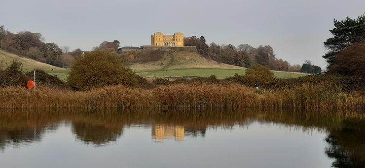 Stokepark castle by lauraartist68 - Lauraartist68