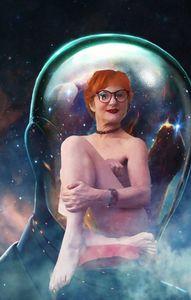 Spacegirl by lauraartist68