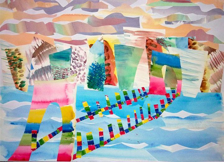 Untitled Bridge - Zee