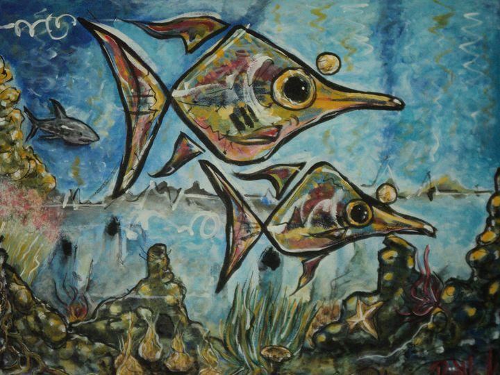 Fishing - james ritman jr.