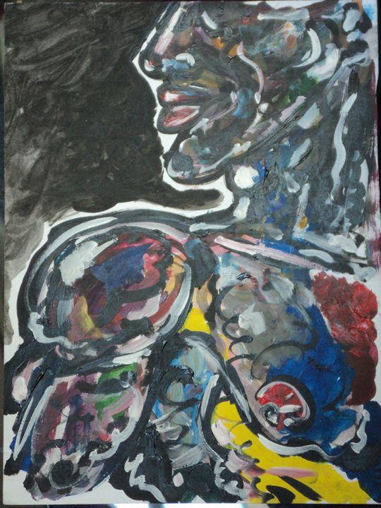 Colored Man - james ritman jr.
