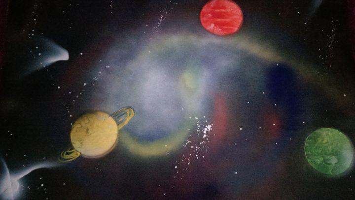 Universe-Home - Vlad Constantinescu