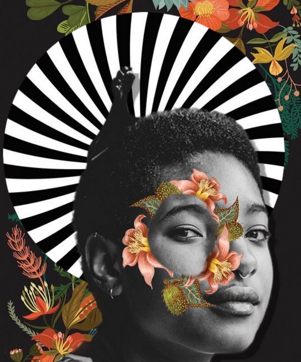 Willow Smith - ArtCollage