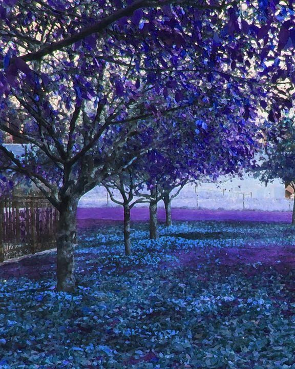 Real trees - Justin Esquibel