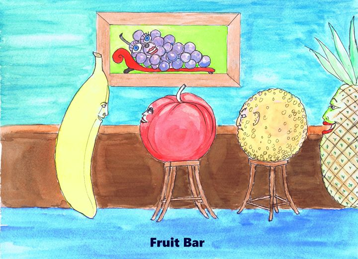 Fruit Bar - K.C.Higgins
