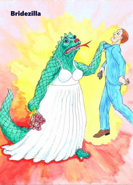 Bridezilla - K.C.Higgins