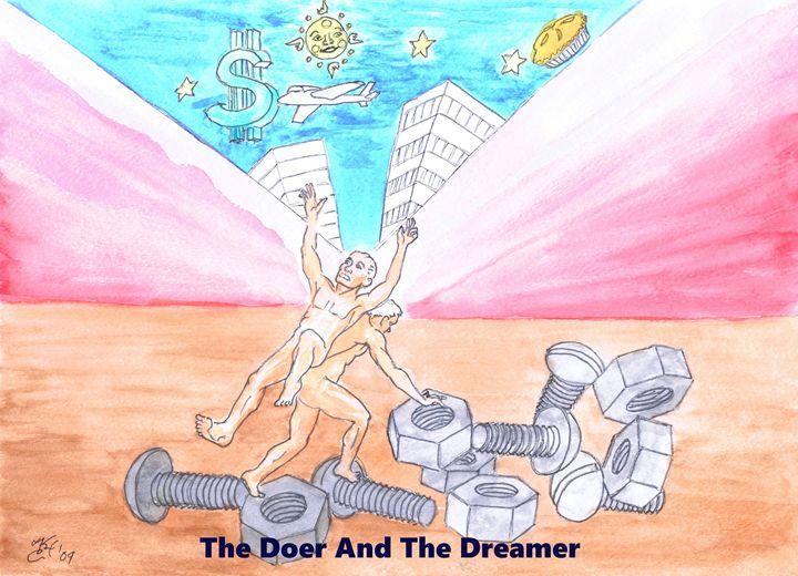 The Doer And The Dreamer - K.C.Higgins