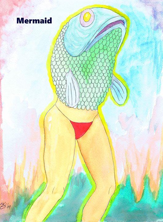 Mermaid - K.C.Higgins