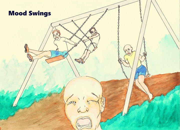 Mood Swings - K.C.Higgins