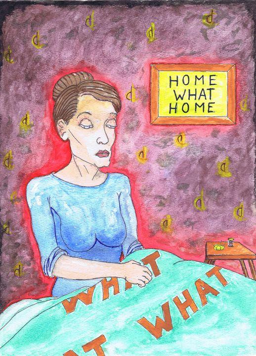 Home What Home - K.C.Higgins