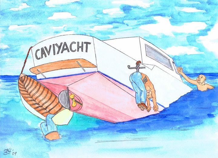 Caviyacht - K.C.Higgins
