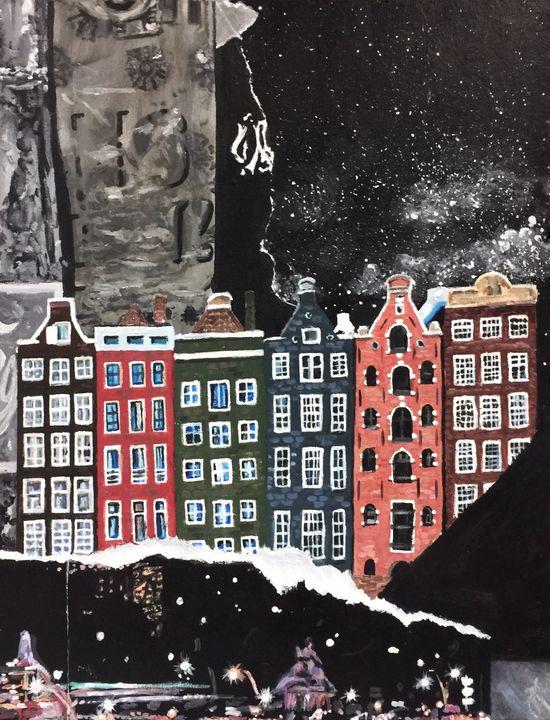 Papered Atmosphere - Artson Sok