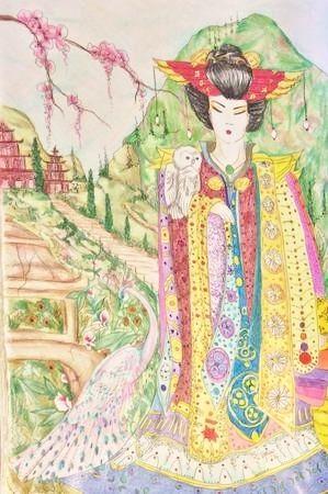 Empress Tang - Simply Drew