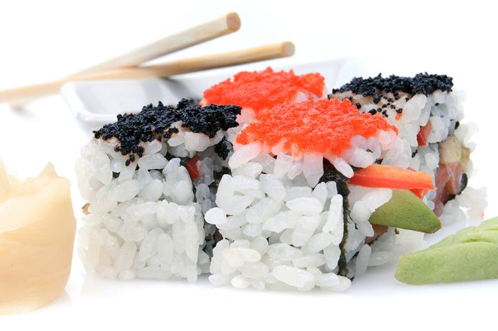 Sushi. - photography