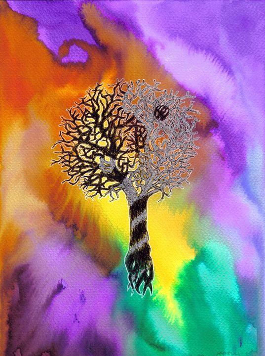 Tao Tree. - photography