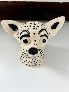 Chihuahua Head - Dots