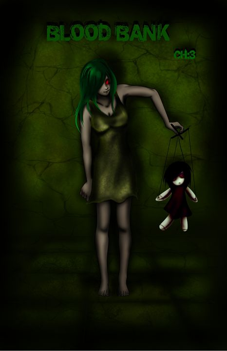 Blood Bank Chapter 3 Cover - Siofra