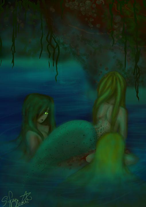 mermaids - Siofra