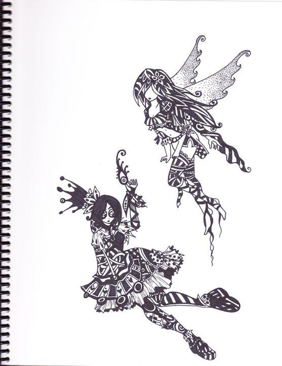 Fairly checkered Fairies - Siofra