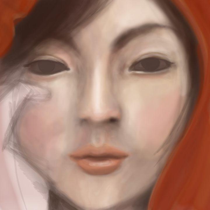Work in progress art - Siofra