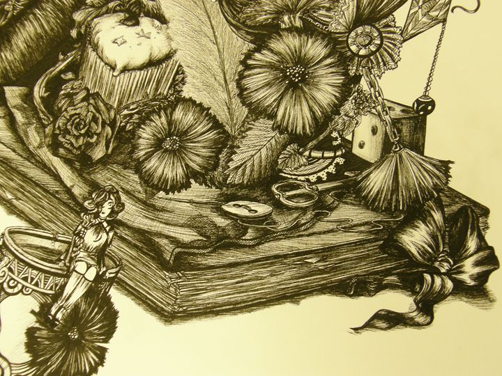 Book of the fairies - Siofra