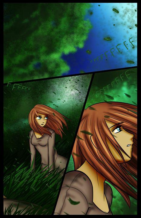 "My Comic ""Blood bank"" Alva - Siofra"
