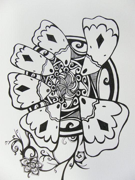 Flower of mind - Siofra