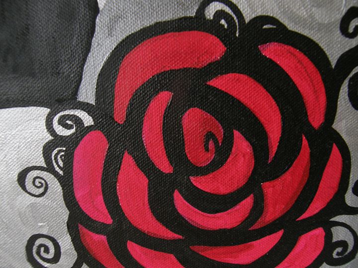 Red Rose - Siofra