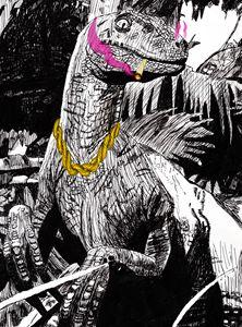 Smokin Sumthin' in the Jurassic