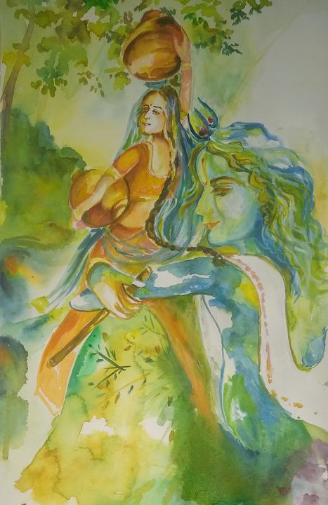 Krishna Love - Mili