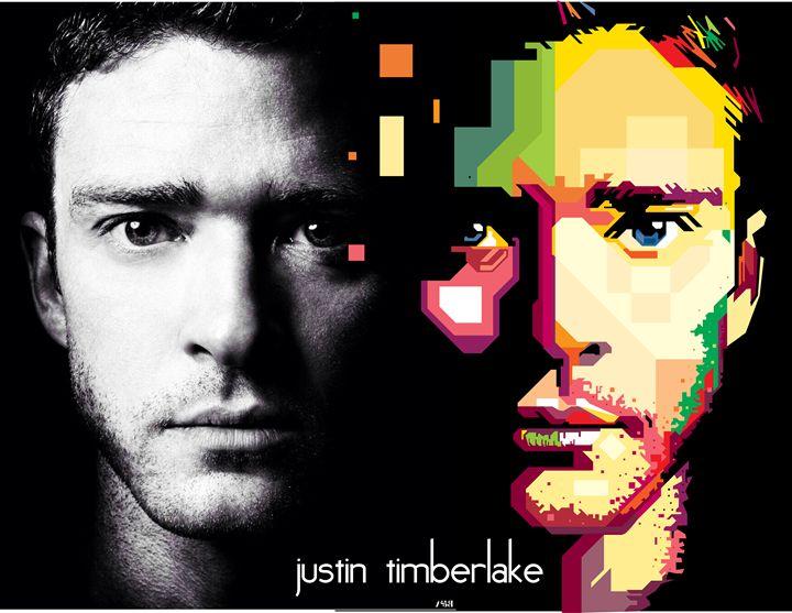 Wpap - Justine Timberlake - Vanhook