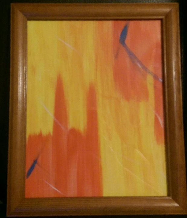 Item 20: Dio's Delight - Power Paintings